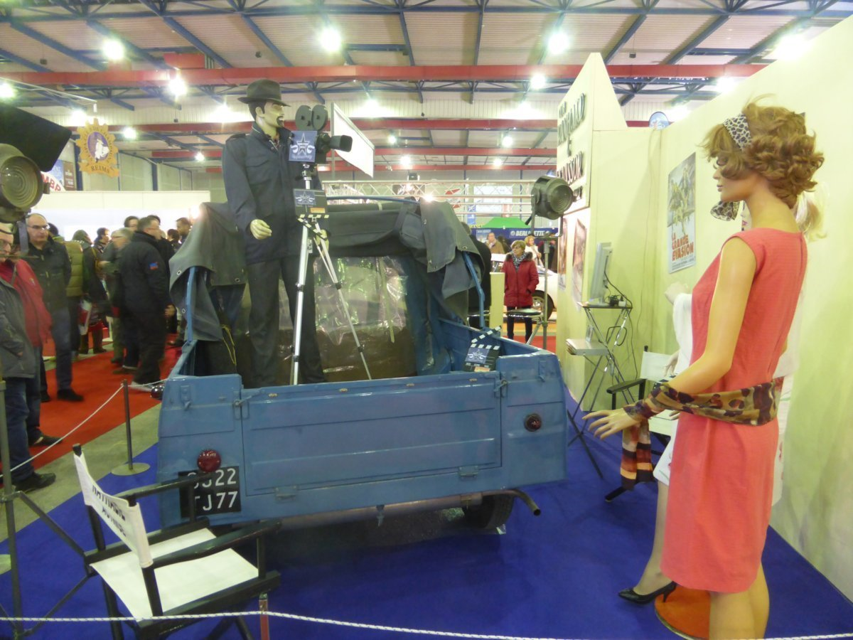 Reims 2016 le 29 me salon champenois du v hicule de for Salon reims