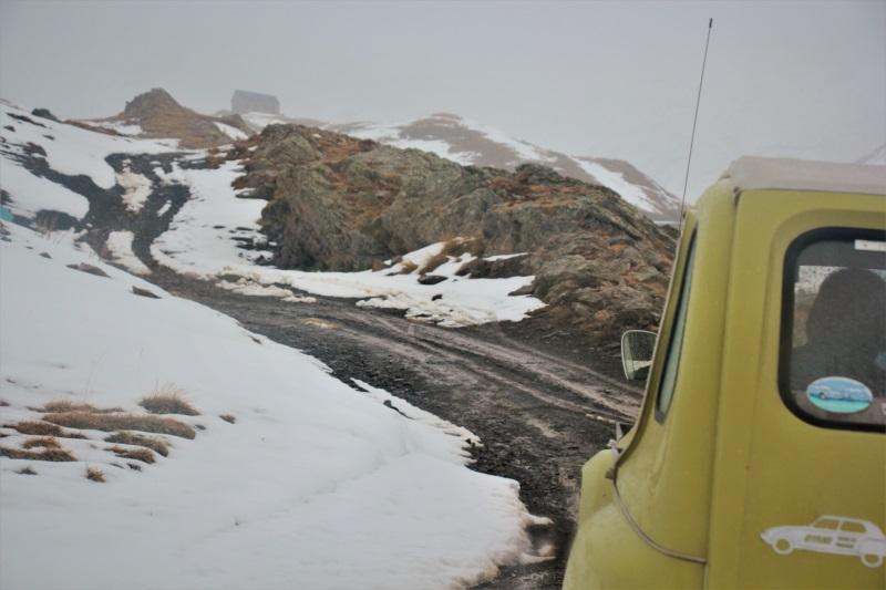 Film de la balade dans les Hautes Alpes